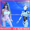 Newest 165cm Food Grade TPE Humanoid Sex Doll Robot With Movable Eyes And Head