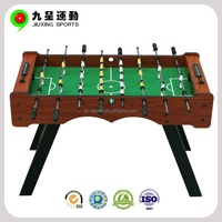 factory sale home use 4 feet high quality soccer tables for sale