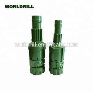 Casing shoe Eccentric Overburden Drilling system ring bit
