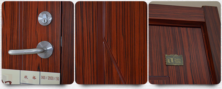 China Wholesale 1.5 Hour Wood Fire Rated Door,Fire Rated Solid Core ...