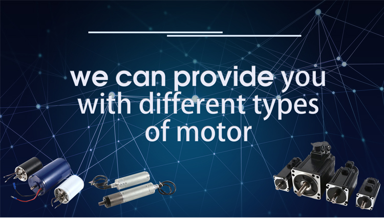 Speed and power of the motor at users option nema 17 57bygh hybrid stepper motor