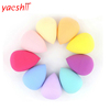 yaeshii Latex- Free Private Label Sponge Blender Cosmetic Puff Powder Beauty Sponge