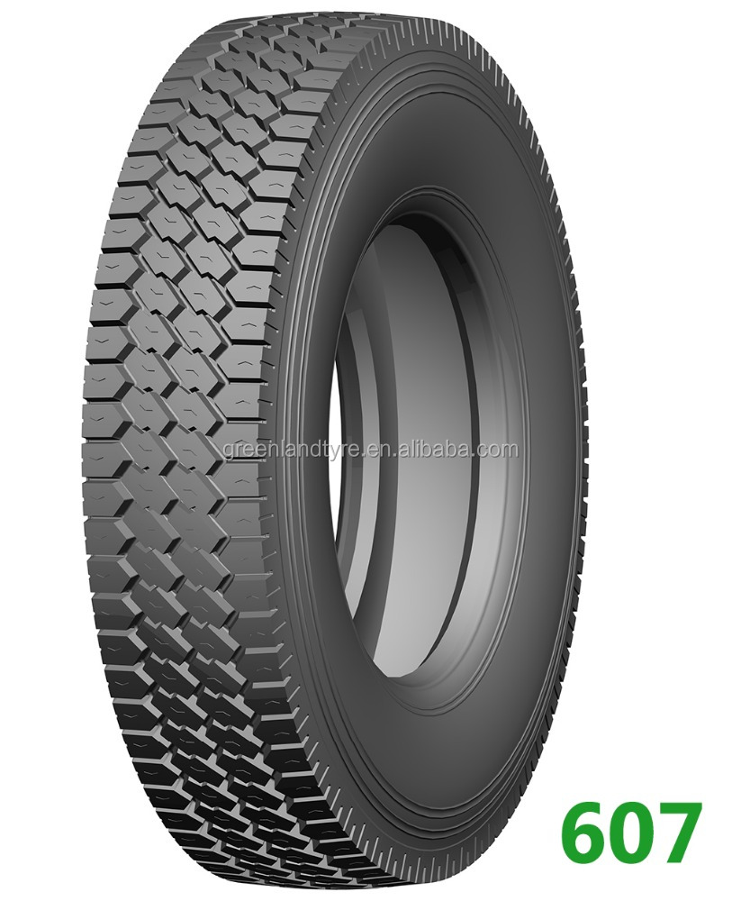 Annaite New Pattern 607 For American Market 11r22.5 11r24.5
