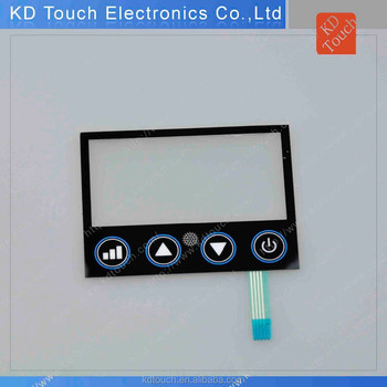 Diy Customized Overlay Laminated With 5 Wires Restitive Touch Screen Panel Buy Replacement Touch Screen Panel Multi Touch Screen Panel Touch Screen