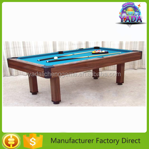 Family pools table cheap 6ft MDF fancy game pool tables for sale