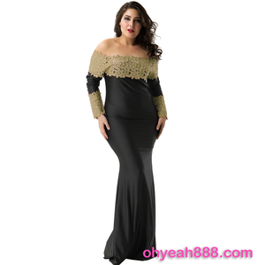 New fashion casual mature my lady fashion dresses