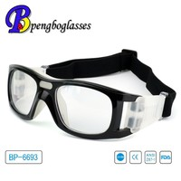 CE & ANSI standard low price new basketball safety goggles