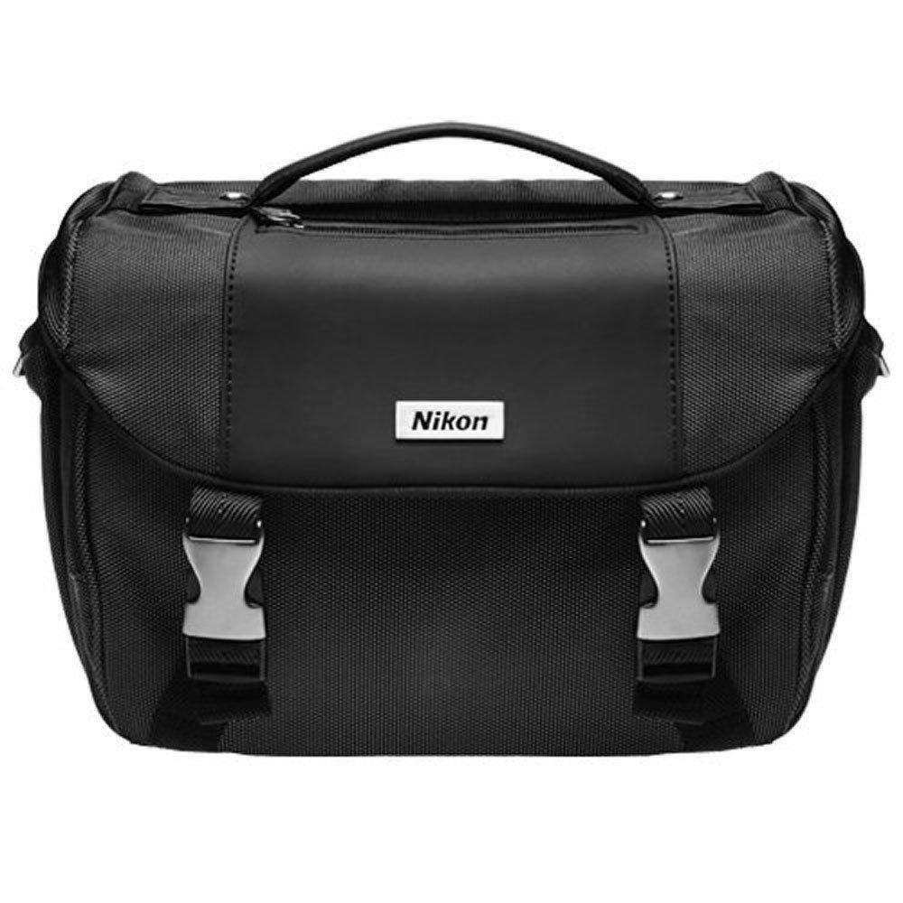 Nikon Deluxe Digital SLR Camera Lens Case DSLR Gadget Bag For Nikon D3200 D3100 D5200 D5100 D5300 D7000 D7100 For Camera and lens and accessories
