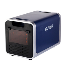 2000 W zonne-energie bank draagbare power station voor Outdoor Camping