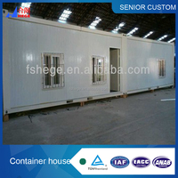Long life multi container house