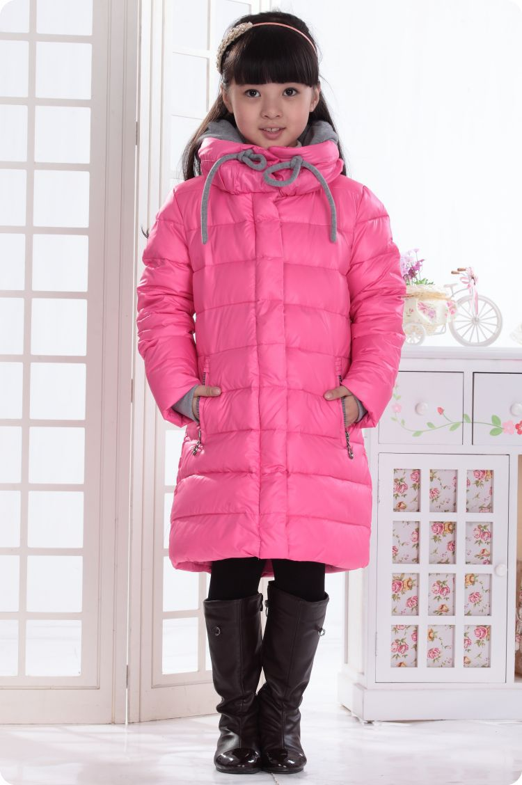 But that doesn't mean a kid's outerwear isn't important: Whether it's freezing cold outside or borderline balmy, the right winter coat or lightweight spring jacket will keep her covered. And we've got some of the best girls' coats and jackets on the planet, so finding one (or a few) she likes is a total breeze.