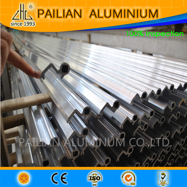 Aluminium extrusion hinge for door accessories , aluminium door hinge profiles