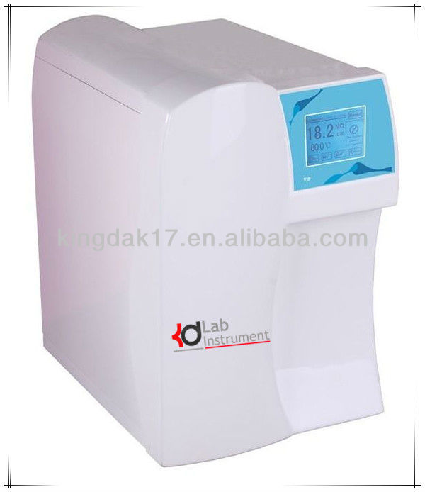 (KZY/S05/B)Advanced Laboratory Pure & Ultra Pure Water System