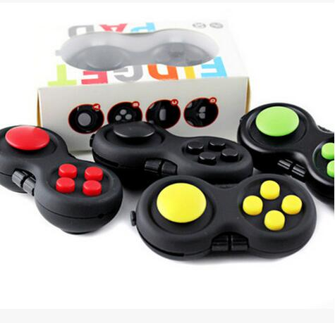 New desige Fidget Pad Spinner Toy ECD Stress Release Spinner Toy