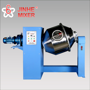 Patent right small pesticide powder horizontal ribbon mixer
