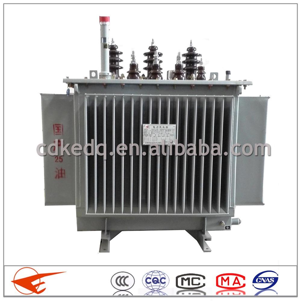11kv transformador 1000kva onan en la carga del cambiador - Transformador electrico precio ...