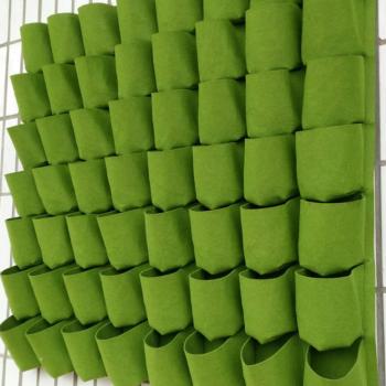 Фетр Цветочная сумка/садовый картофель растительный мешок