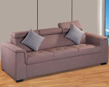 Fabric Low Price Sofa 3 Seater