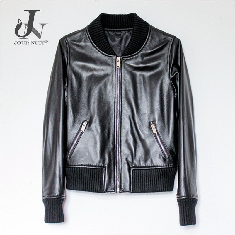 Women Sexy Leather Jacket, Women Sexy Leather Jacket Suppliers and ...