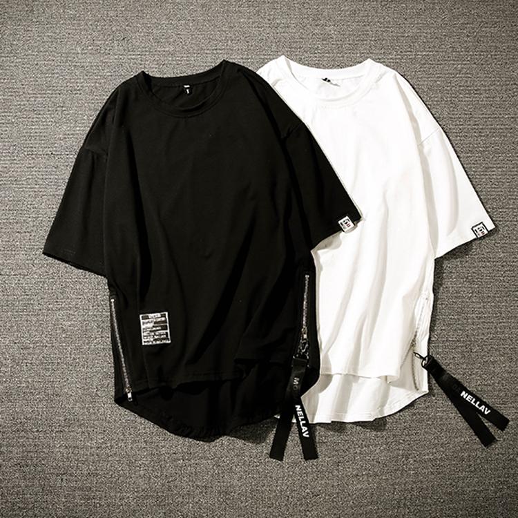 2020 Custom Best Selling Mens Streetwear Stylish Oversized Hip Hop T Shirts
