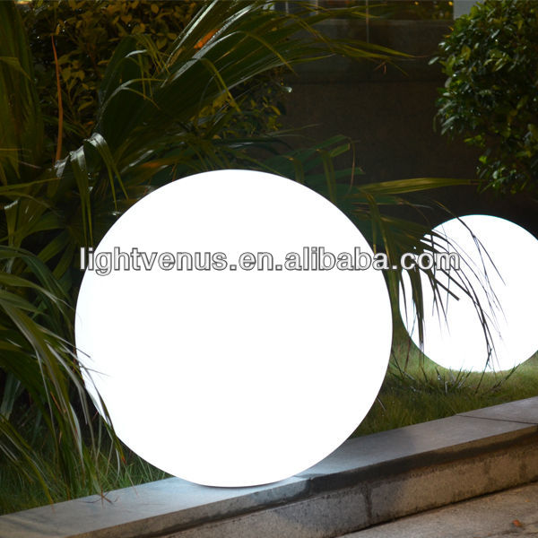Color Changing Led Mood Light Waterproof Outdoor Garden Glowing Ball  Lighting   Buy Glow Ball,Plastic Ball Light,Solar Garden Light Led Garden  Light Product ...