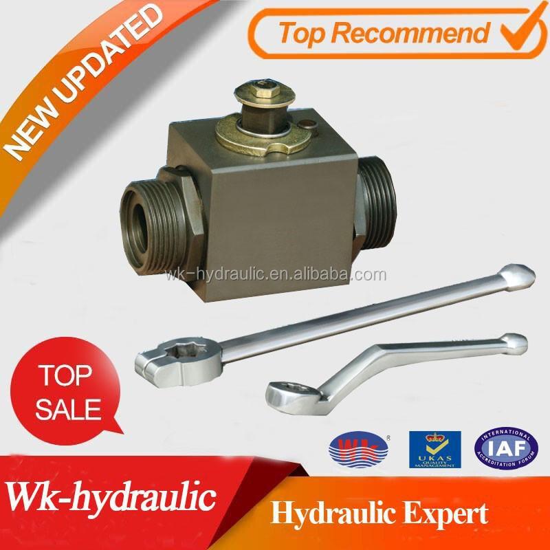 Newly carbon steel ball valve KHB-22LR DN20 Replacement with good price