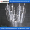 Professional customized quartz glass reaction caldron with competitive price