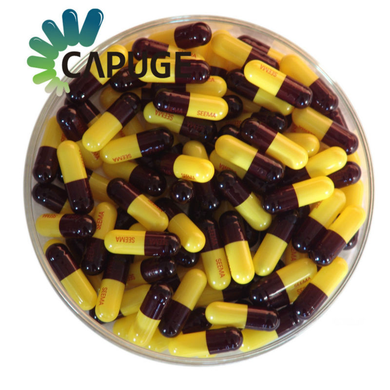 Halal certified empty gelatin hard capsules free sample