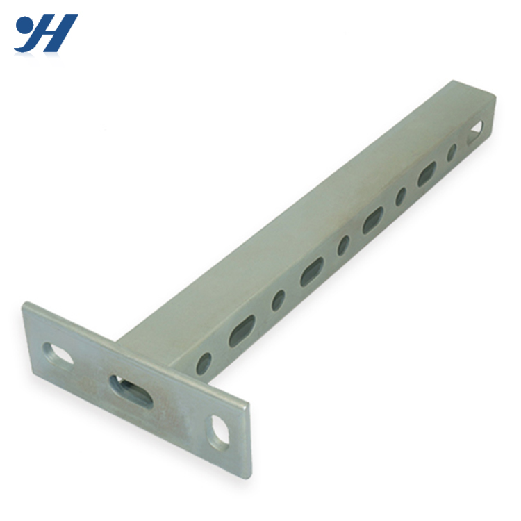 HDG C Channel Cantilever Brackets