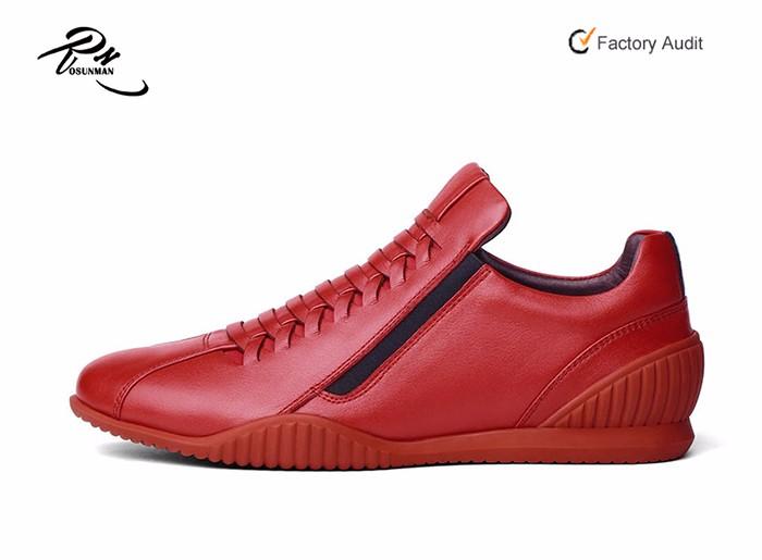 Sneaker Herren Mit Leder Für Rote Sohle Sneaker Schuhe Schuhe Leather Rote Sneaker Großhandel Buy Fashion Sneaker Cow Spitze Alleinige Untere K13JlFcT