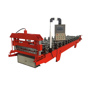 Top Quality Professional High Rib Roofing Panel Roll Forming Machine