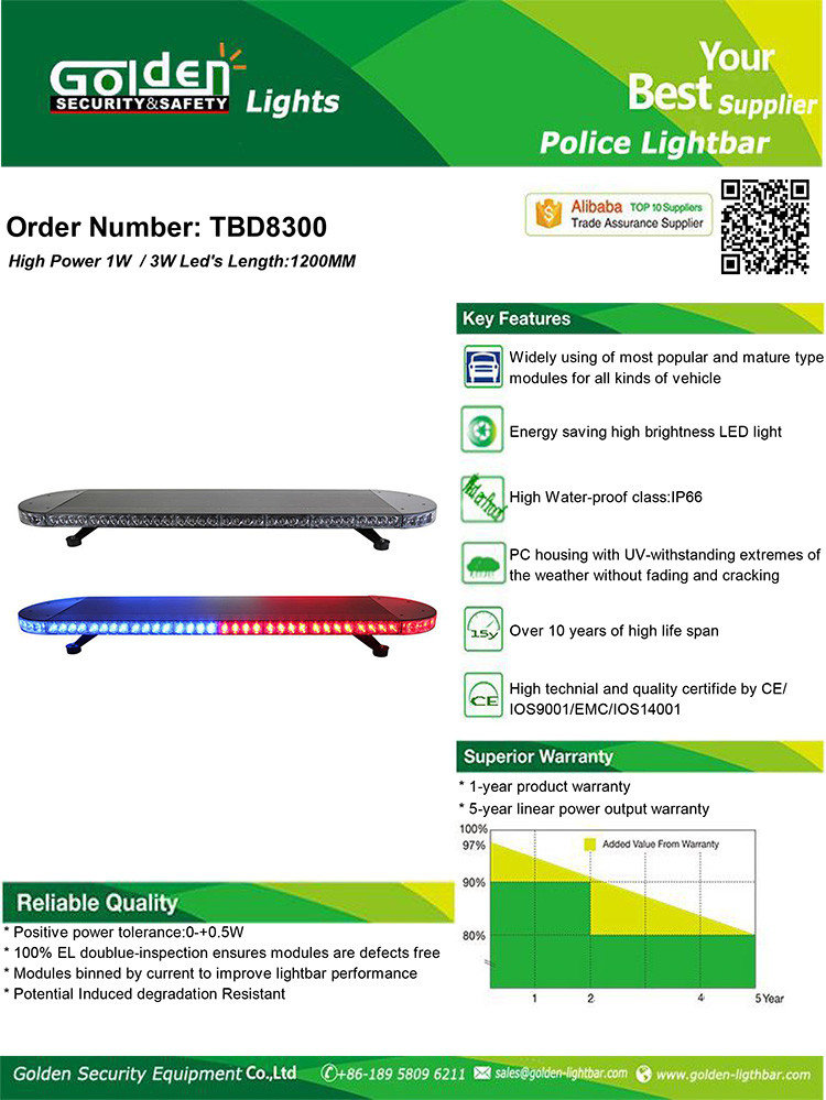 Police red blue low profile lightbar linear tir shaped led light police red blue low profile lightbar linear shaped led light bar for construction vehicle mozeypictures Image collections