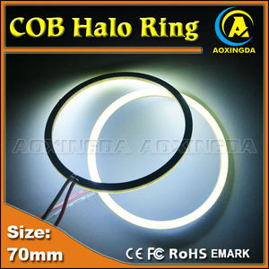 70mm COB solid angel eye
