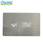 Metal Card Business Metal Business Cards Cheap 304 Stainless Steel Metal Card / Metal Business Card