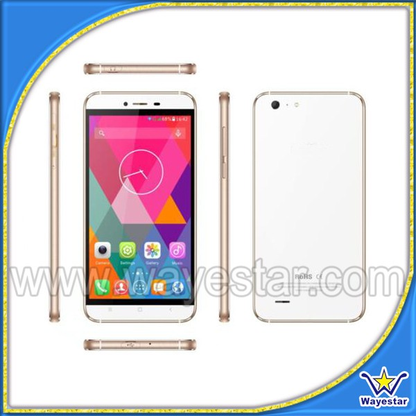 5.5inch 1280*720 quad core smartphone 2g+16g cheap 4g cell phone