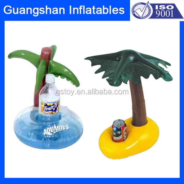 Plam Shape Inflatable Party Cup Drink