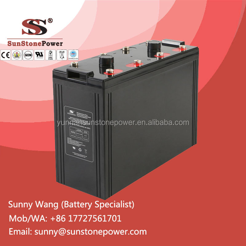 2v 1200ah Rechargeable Sealed AGM Battery Solar Power Storage Batteries
