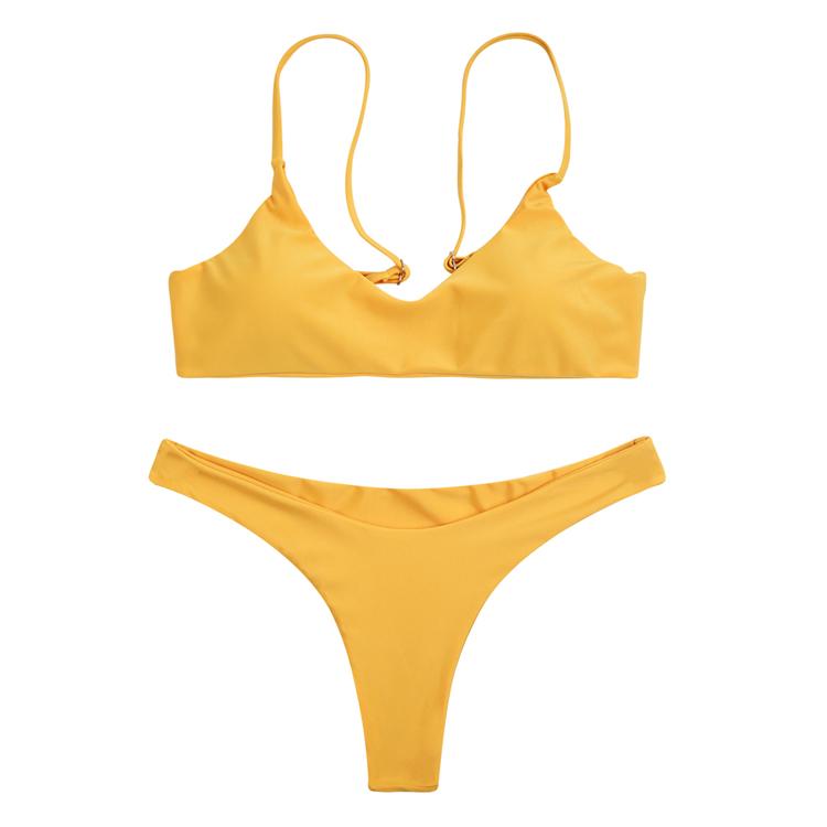 591f39d8032b Venta Al Por Mayor 2019 Abrigos Logotipo Personalizado Empujar Chicas  Bikini Sexy De Alta Calidad Mini Bikini Brasileño Fabricante - Buy Bikini  ...