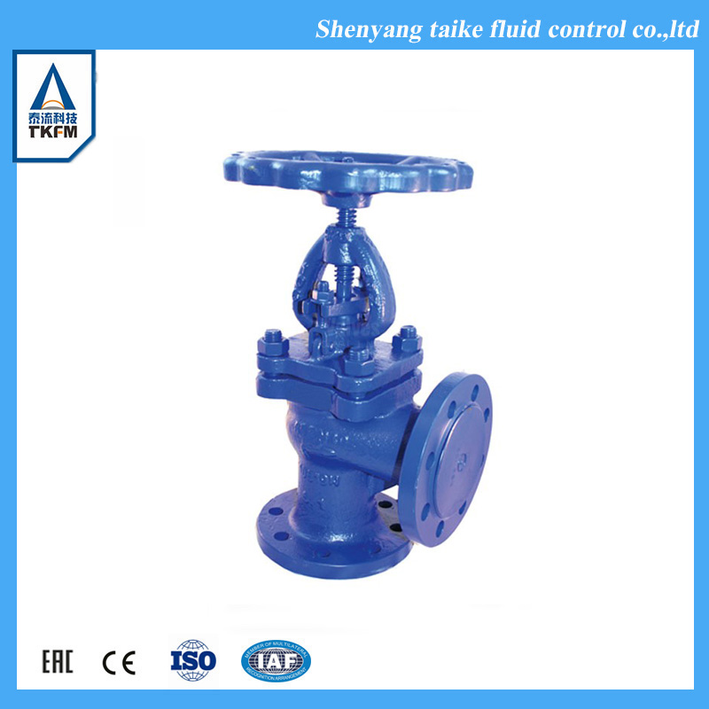 Wholesale direct from China api598 flanged casting electric globe valve flow direction