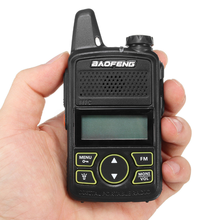 Populaire ham radio <span class=keywords><strong>BAOFENG</strong></span> T1 UHF 400-470 mhz 20CH BF-T1 Beste handheld ham radio walkie talkie
