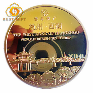Business Gift Metal Game Crafts Commemorative Coin