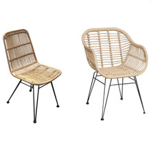 TW8711 Morden und Mode beige farbe PE kunststoff <span class=keywords><strong>Rattan</strong></span> Wicker Esszimmer <span class=keywords><strong>Stuhl</strong></span> indoor und Outdoor Metall <span class=keywords><strong>Rattan</strong></span> <span class=keywords><strong>Stuhl</strong></span>