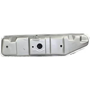 Perfect Fit Group REPF670113 - Econoline Van Fuel Tank, Steel, Silver, 35 Gal/ 132.5L, 16-1/ 4 X 35-1/ 2 X 8 In., W/ Lock Ring