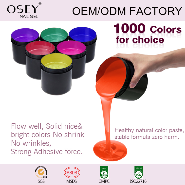 OSEY Nail Polish Cambia Colore UV gel Gel smalto di Alta Qualità