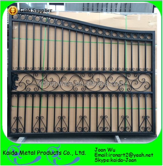 Small wrought iron walkway gate buy small wrought iron for Small house gate design
