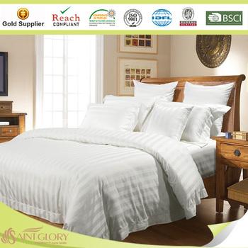 Super Soft Bed Duvet Cover High Thread Count Quilt 100 Cotton 300tc