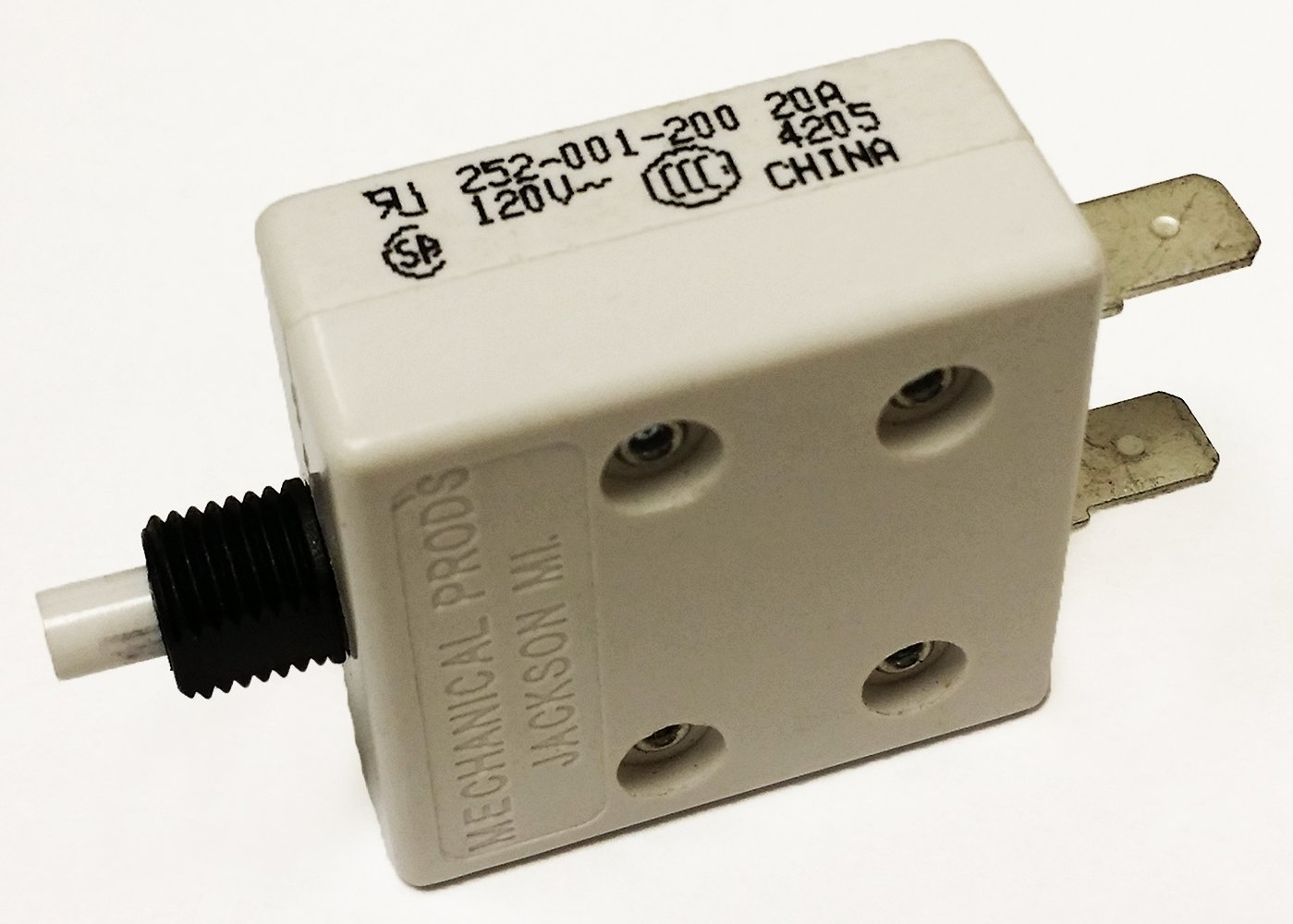 Connecticut Electric RT-20 EmerGen Switch Power Inlet Box for 20-Amp Generator