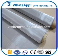 Plain / Twill / Dutch Weave woven Stainless Steel Wire Mesh/wire cloth/wire net/woven mesh
