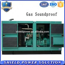 100kwh natural gas generator set with chp system