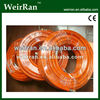 (21057) 13MM spiral polyester pvc steel wire spring hose